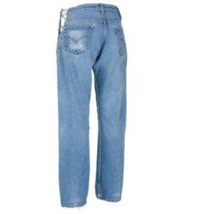 B Denim Levi's Vintage Blue Chain Pant NEW